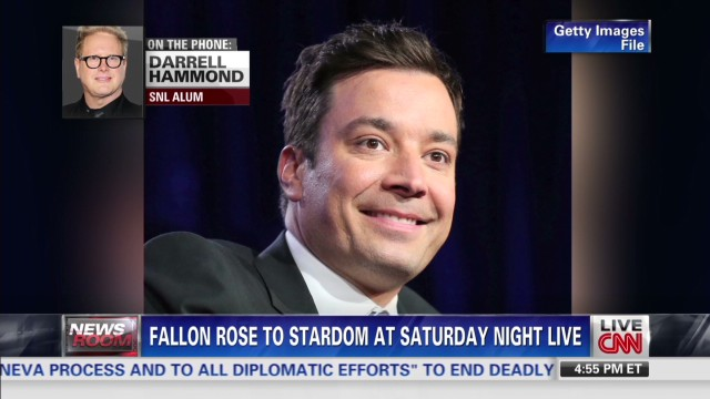 Fallon to start new era of 'Tonight Show'