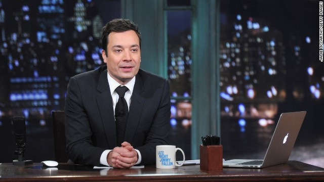 Stars pay up on $100 Fallon bet