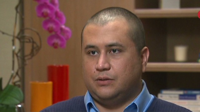 Does Zimmerman regret what happened?