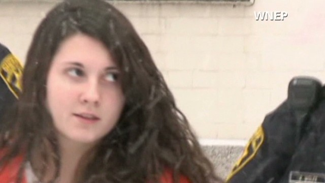Teen claims she's killed dozens