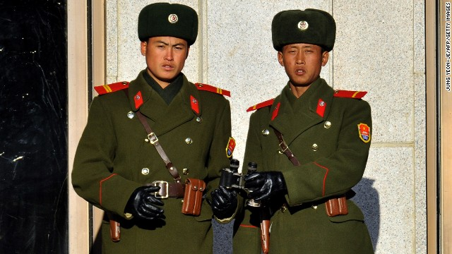 North Korea's human rights treatment