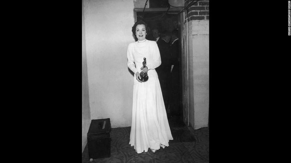 Jane Wyman Oscar Dress | www.pixshark.com - Images ...