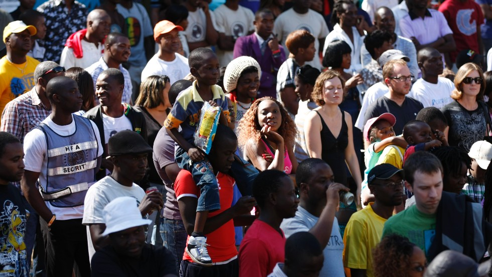 HIFA is widely praised for bringing together socially and culturally disparate groups of Zimbabweans and sending a positive message about the country at a time of political uncertainty.