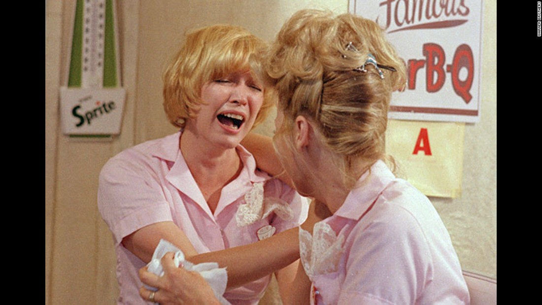 """Ellen Burstyn, left, appears in """"Alice Doesn't Live Here Anymore,"""" which won her the best actress Oscar in 1975."""