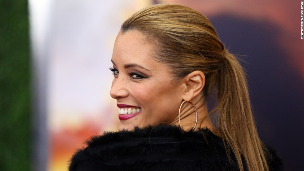 "Actress Michael Michele was born in Indiana to a black mother and a white father. ""I am assertive and independent, that's just the way I was raised,"" she <a href=""http://articles.latimes.com/1999/nov/27/entertainment/ca-37873/2"" target=""_blank"">told the Los Angeles Times in 1999</a>. ""I have two brilliant parents. ..."""