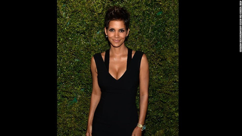 """My mother is very tough,"" Halle Berry told The New York Times in 2002. ""She taught me when I was little that I'm her daughter, I'm half white, but when you leave this house people will assume you're black and you'll be discriminated against. So accept being black, embrace it. She said if I fight it, I will have a battle with them and a battle inside myself."""