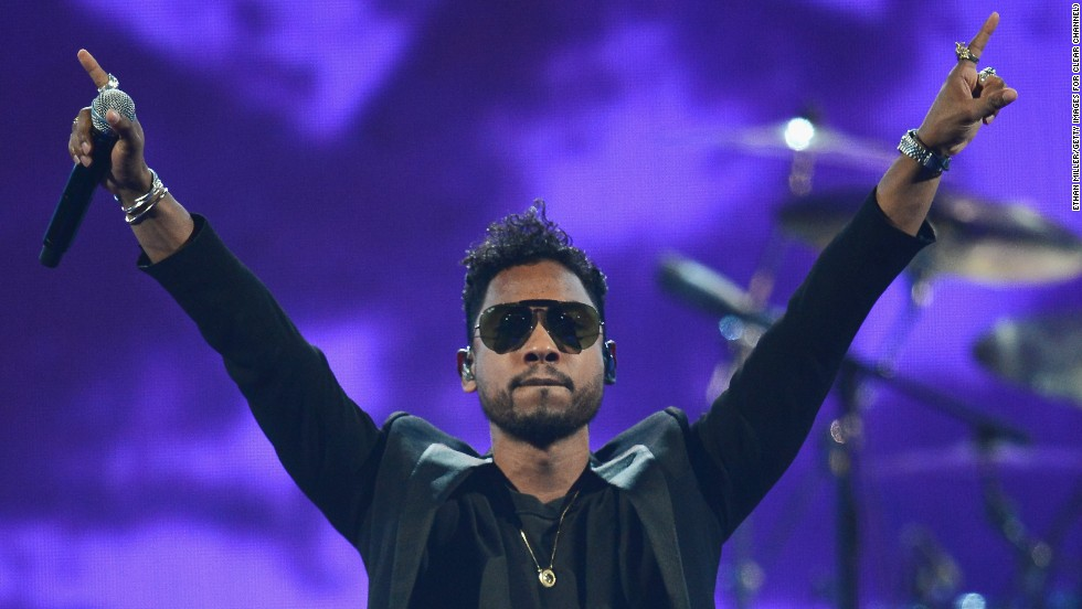 """I'm Mexican and black -- my father is Mexican, my mom is black. I've been in the middle my entire life, having to make decisions as to who and what I am,"" singer Miguel <a href=""http://www.billboard.com/articles/news/474985/miguels-kaleidoscope-dream-inside-the-rb-dynamos-fresh-start"" target=""_blank"">told Billboard magazine</a>. ""It was really important for me to stand out. I wanted the music to stand out that way."""
