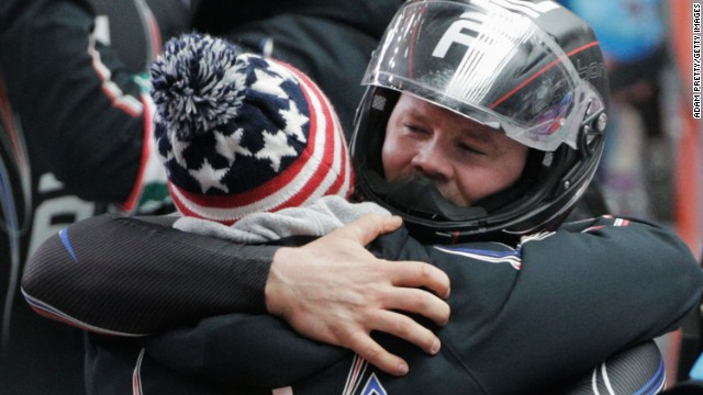 Team USA bobsled driver Steven Holcomb dies