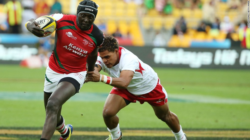 An elusive runner, the 31-year-old has scored more than 130 tries for his country in sevens since switching from his first love of football.