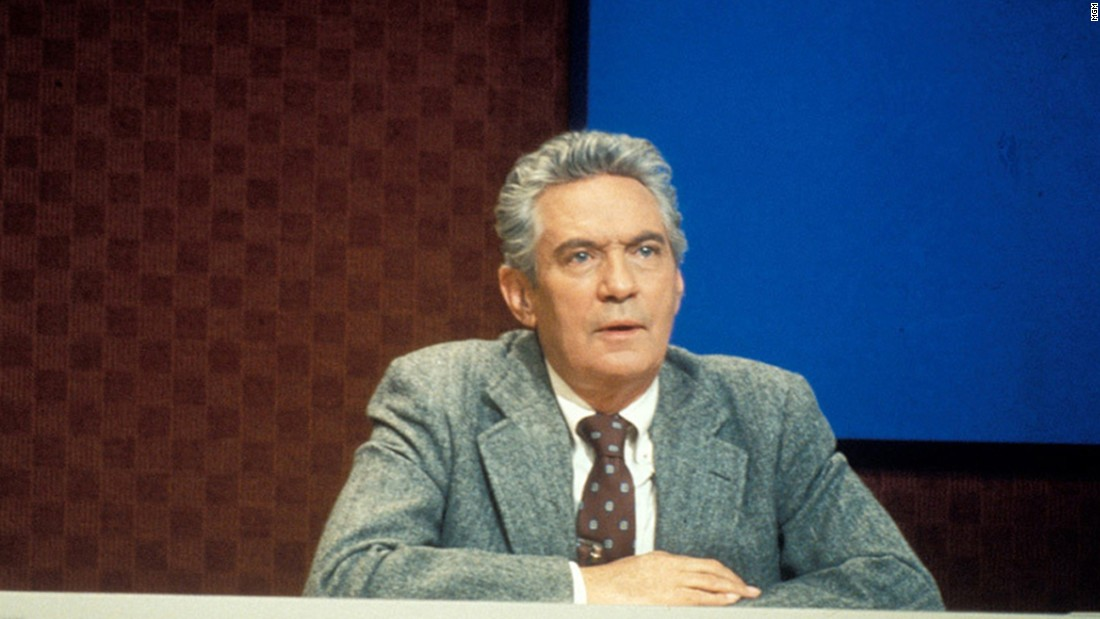 """Network's"" Peter Finch faced some tough competition for the best actor award. He was up against Robert De Niro in ""Taxi Driver"" and Sylvester Stallone in best picture winner ""Rocky"" as well as his ""Network"" co-star, William Holden. Finch died two months before the March 1977 ceremony and became the first actor to win an Oscar posthumously."