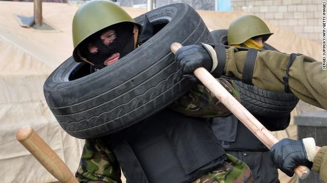 What Putin thinks of Ukraine protests