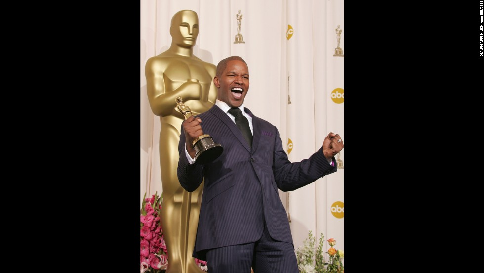 "Before ""Ray,"" Jamie Foxx was known primarily as a comedian -- the kind who would star in a popcorn flick like ""Booty Call."" But after his portrayal of singer Ray Charles in a musical biography, people realized he had been underestimated as an actor. The academy started paying attention, too, and gave Foxx two nominations for the 2005 ceremony: one for best actor for ""Ray"" and another for best supporting actor for ""Collateral."" He didn't win in the best supporting category, but we bet he's been able to live with that loss."