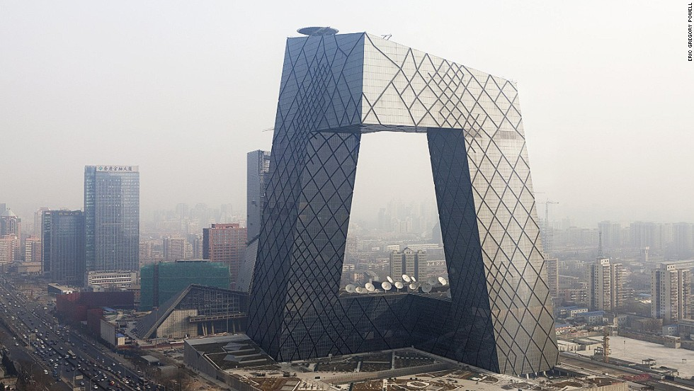 "There had been widespread debate in 2014 on whether Xi's remarks calling for an end to ""weird buildings"" would spell the end of an era of ambitious architectural design in China. Rem Koolhaas' CCTV building in Beijing is one of the city's most recognizable structures."