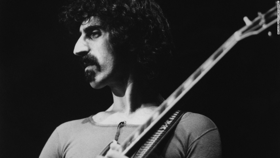 Frank Zappa Hologram Set To Tour
