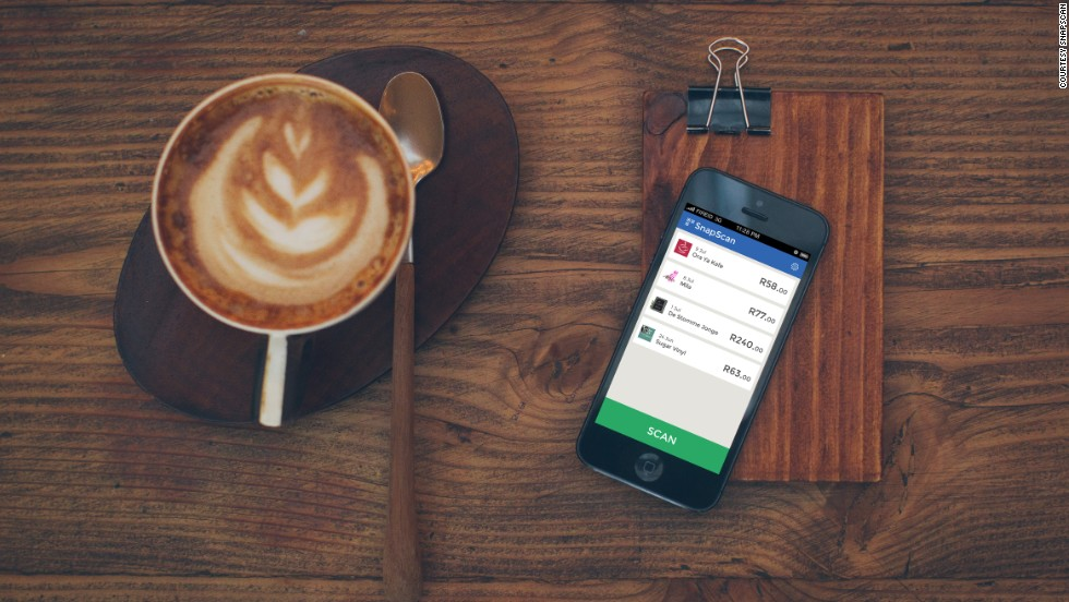 Not dissimilar to Apple Pay, the system was being used by 12,000 small businesses as far back as 2014 and has been one of the most successful apps to come out of South Africa in recent years.