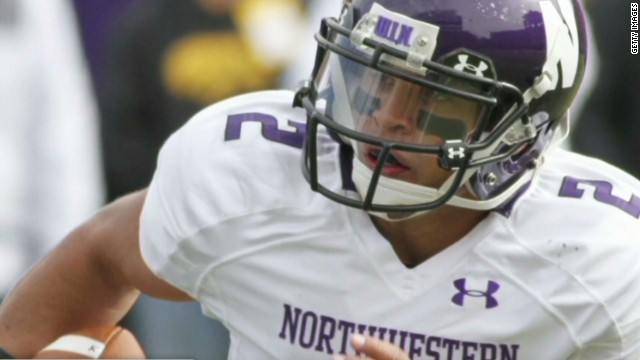 March: Football union at Northwestern?