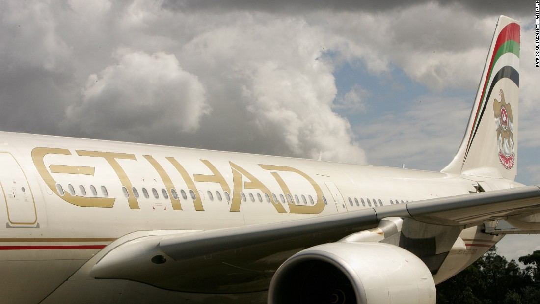 One of three major Middle East carriers in the top 10, Abu Dhabi's Etihad remains in sixth place this year.