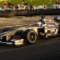 F1 car Sochi