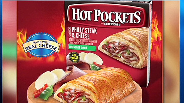 You may want to put down that Hot Pocket