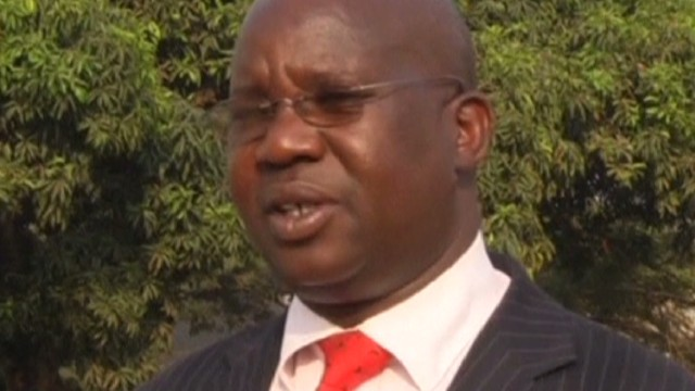 Uganda minister: Gay behavior repugnant