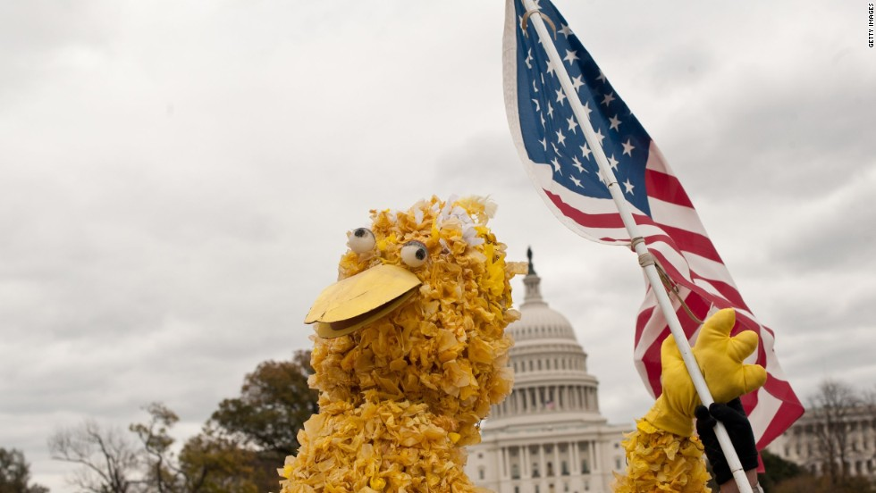 Do you love Big Bird? American broadcaster PBS receives $450 million in annual federal funding -- something Facebook could've paid for the next 4 decades.