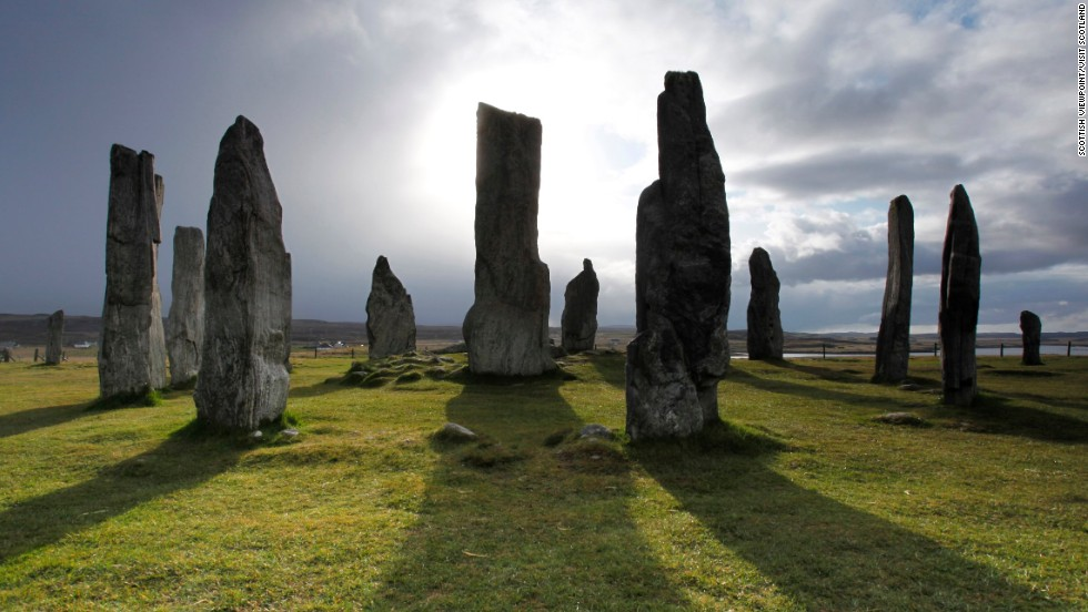 These idyllic Scottish islands have the white sand beaches and crystal-clear waves more commonly associated with islands in the tropics, but the Outer Hebrides (No. 7 on the list) is still characteristically Scottish. Apart from the many whales and species of birds that can be seen, the prehistoric Callanish standing stones are stunning to behold. And local seafood, venison, haggis and whiskey are a perfectly Scottish way to satisfy the palate.