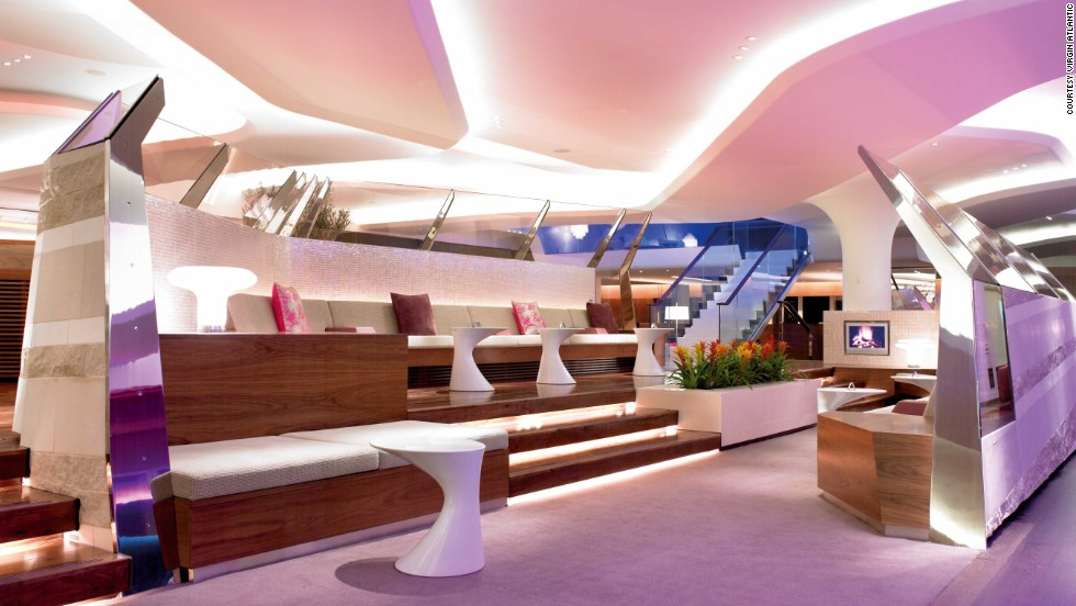 "<strong>7. Virgin Atlantic.</strong> Business travelers love this perennially popular carrier for all the reasons you'd imagine -- modern planes, an upbeat staff and loads of perks in the cheekily named ""Upper Class"" like 22-inch-wide beds that convert to 33 inches when it's time to sleep."