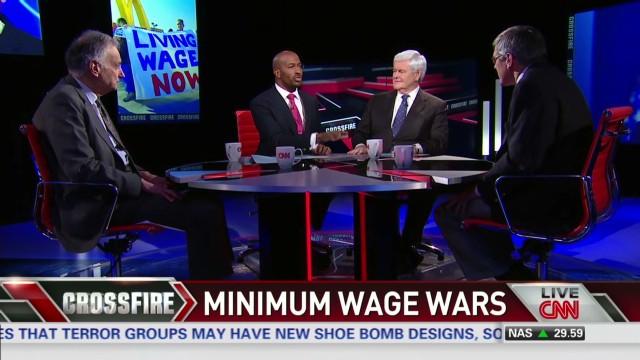 Ralph Nader on the minimum wage wars