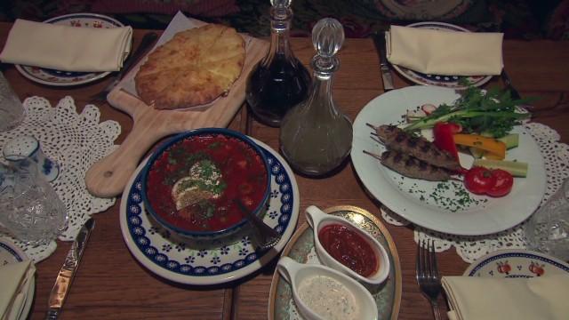 Sochi-Style Cuisine