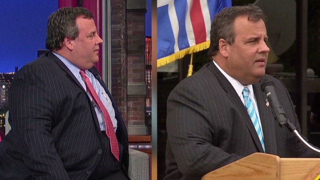 pkg cohen governor christie weight loss_00010727.jpg