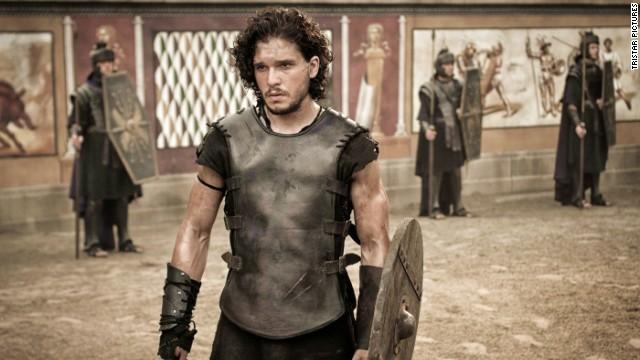 """Kit Harington stars as Milo in """"Pompeii."""""""