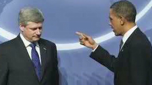 Will Obama show Canada's PM some love?