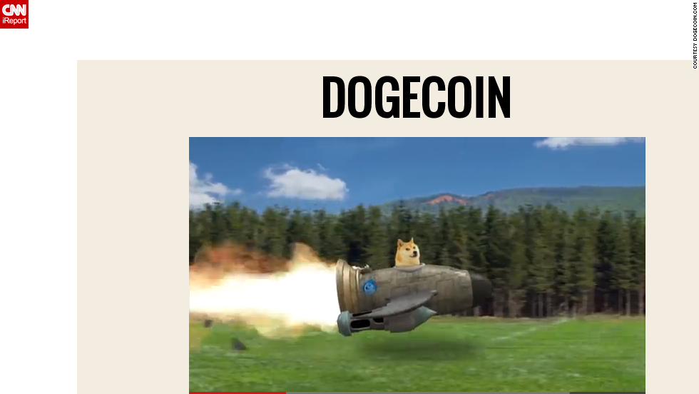 "Billy Markus, the creator of Dogecoin, says the cryptocurrency is meant to be fun and accessible. That could explain the<a href=""http://dogecoin.com/"" target=""_blank""> silliness of its website</a>, which features a Shiba Inu zipping around in a rocket ship. ""I hope Dogecoin continues to grow as the Internet's tipping currency and brings people joy,"" he said."