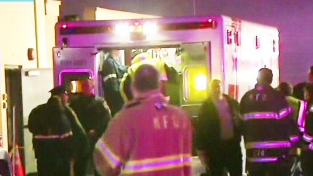Deadly carbon monoxide leak at mall