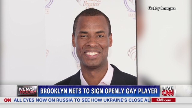 Brooklyn Nets signs Jason Collins