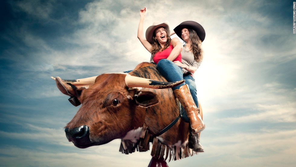 The Travaasa brand pushes for experiential and active travel. In Texas, that means mechanical bull rides after Pilates.