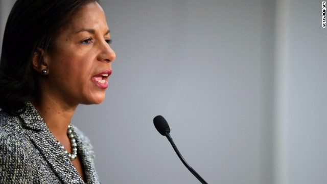 "U.S. National Security Adviser Susan Rice warned it ""would be a grave mistake"" if Russian President Vladimir Putin intervened militarily in the ongoing crisis in Ukraine."