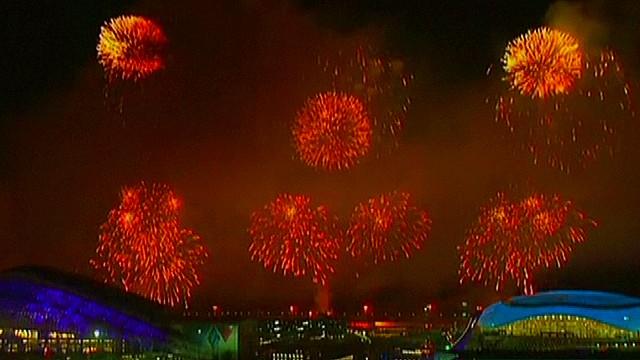 Sochi's farewell