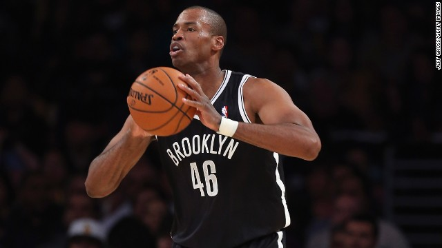 Jason Collins signs with Brooklyn Nets