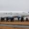boeing dreamlifter 747 cargo jet