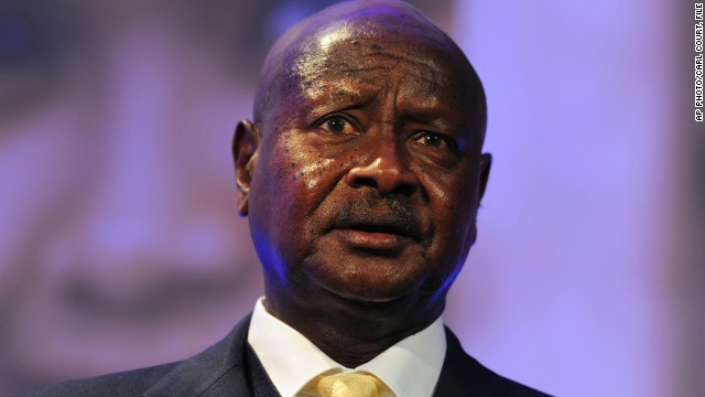 Ugandan President rejects Western criticism
