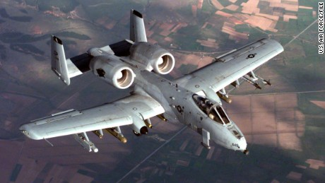 Air Force looking to replace A-10 Warthog