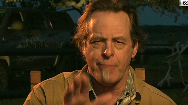 Nugent: President and CNN are wrong