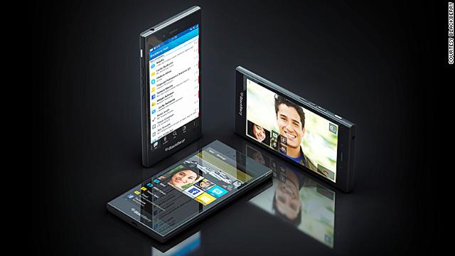 New CEO vows to turn Blackberry around