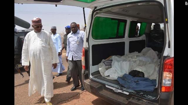 Twenty-nine college students were killed Tuesday in Buni Yadi, Nigeria, authorities say.