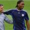 Mourinho and Drogba Chelsea