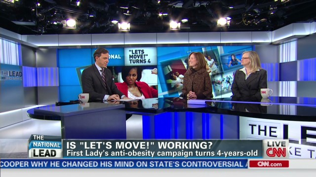 A debate over new 'Let's Move!' rules