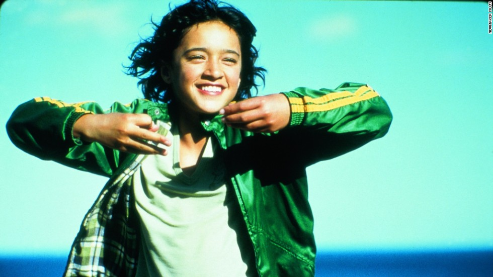 "New Zealander Keisha Castle-Hughes, then 13, earned a best actress nomination for her performance in 2003's ""Whale Rider."" She later appeared in ""Star Wars Episode III: Revenge of the Sith."""