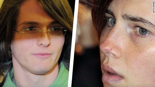 Sollecito now questions Knox's behavior