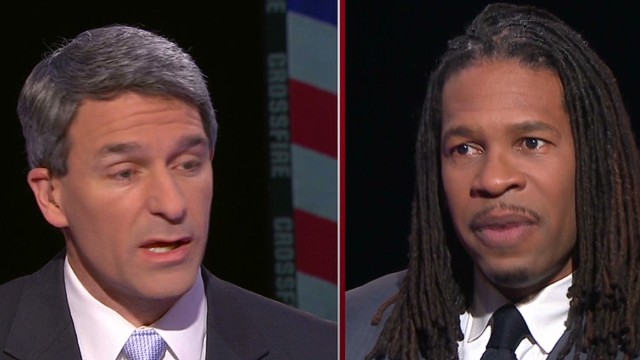 LZ to Cuccinelli: You're a homophobe